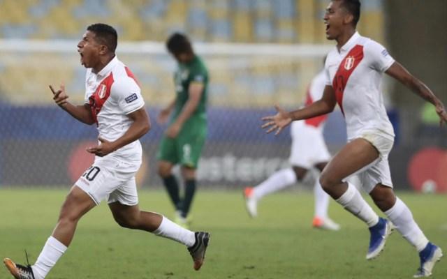Perú derrota a Bolivia y queda a un paso de cuartos en Copa América - Foto de @SeleccionPeru