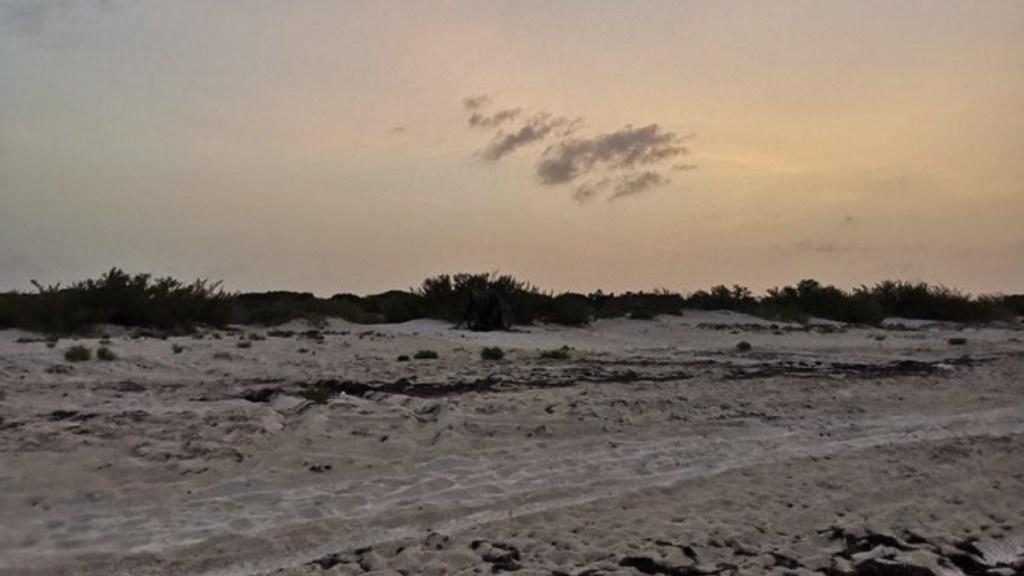 Polvo del Sahara comienza a afectar la Península de Yucatán - polvo sahara península de yucatán