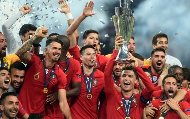 Portugal es el primer campeón de la Liga de Naciones - Foto de PATRICIA DE MELO MOREIRA/AFP
