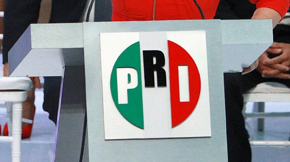 PRI no es ni será tapadera de nadie, afirma tras denuncia de Lozoya - PRI Partido Revolucionario Institucional