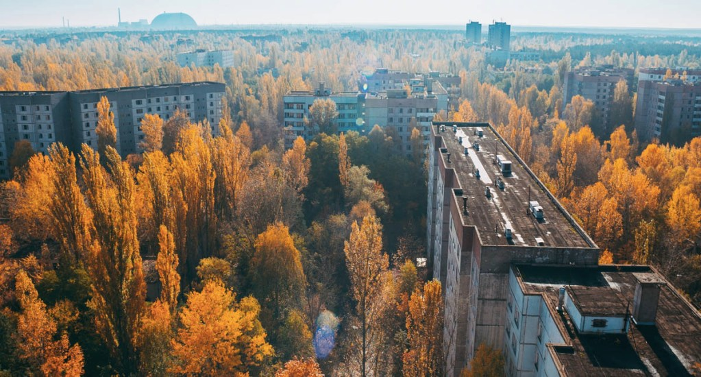 Ucrania premiará a ingenieros que evitaron segunda explosión en Chernobyl - Pripyat Ucrania Chernobyl