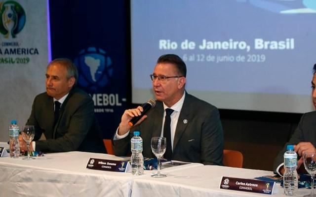 Cambios de reglamento para la Copa América - reglamento copa america