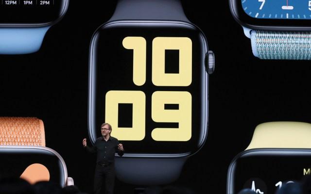 Apple Watch tendrá su propia App Store - Foto de AFP