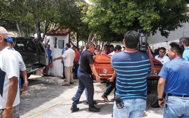 Velan restos de Norma Sarabia en Humanguillo - Foto de Tabasco Hoy