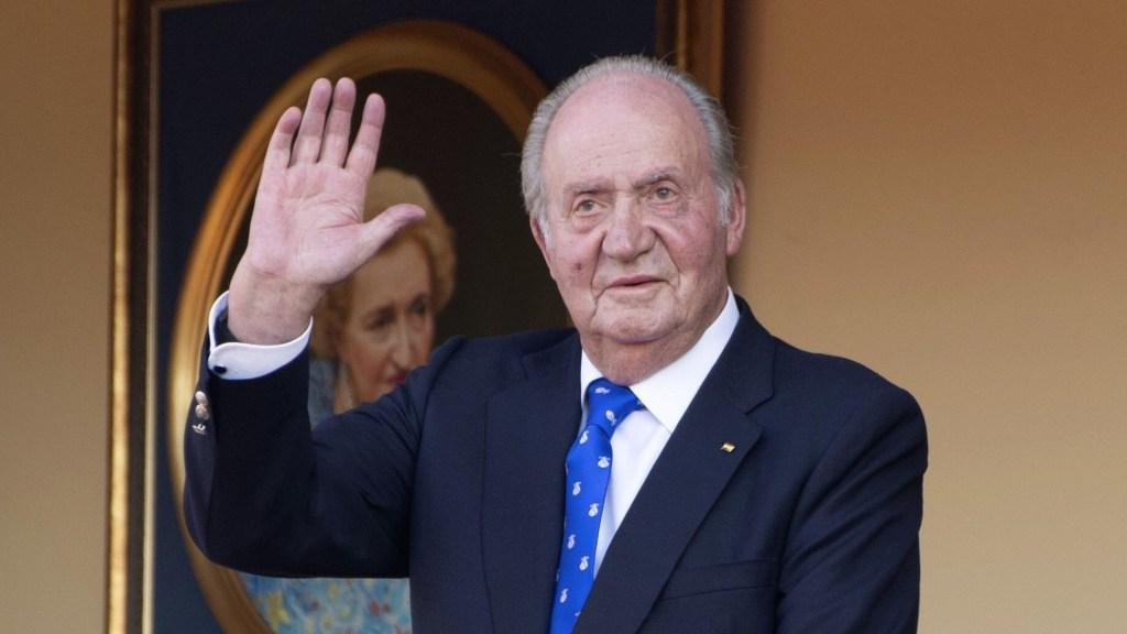 Sánchez respalda al rey Felipe VI tras nuevas acusaciones contra su padre Juan Carlos I - Rey Juan Carlos de España. Foto de EFE / Ismael Herrero