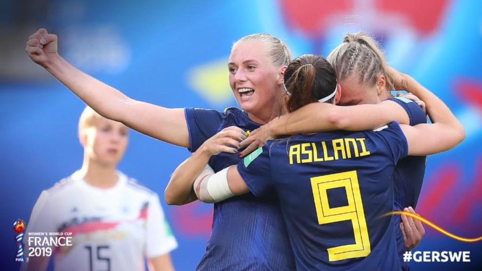 Definidas las semifinales del Mundial femenil - semifinalistas mundial femenil