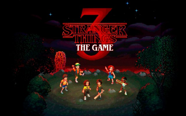 Netflix confirma ambiciones en videojuegos con 'Stranger Things' - Stranger Things 3: The Game