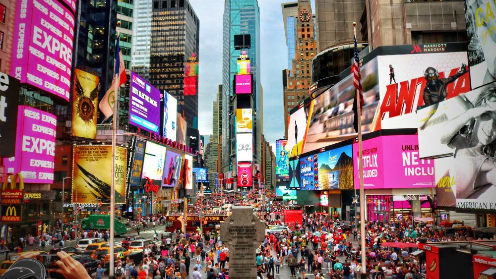 Arrestan a sospechoso de querer realizar un atentado en Times Square - Foto de Jorge Fernández Salas para Unsplash