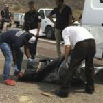 Cuerpos hallados en canal de aguas en Jalisco son de 10 personas - Foto de @LaZNoticiasMic1