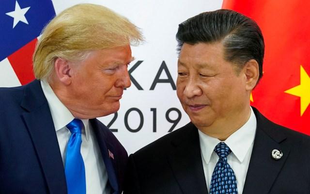 Trump anuncia fin de veto a Huawei - huawei trump