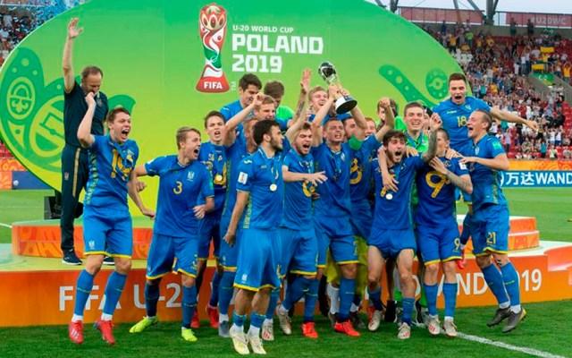 Ucrania se proclama campeón del mundo Sub-20 - ucrania campeón sub-20