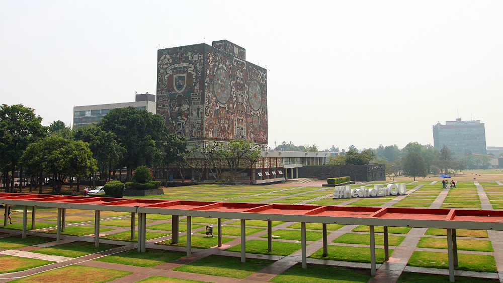 La UNAM avanza 10 posiciones en el QS World University Rankings 2020