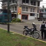 Explota granada en portaequipaje de autobús en Uruapan - Uruapan Autobús granada humo