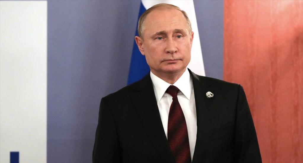 Rusia será sede en cumbre de BRICS en verano de 2020 - Vladimir Putin Rusia BRICS
