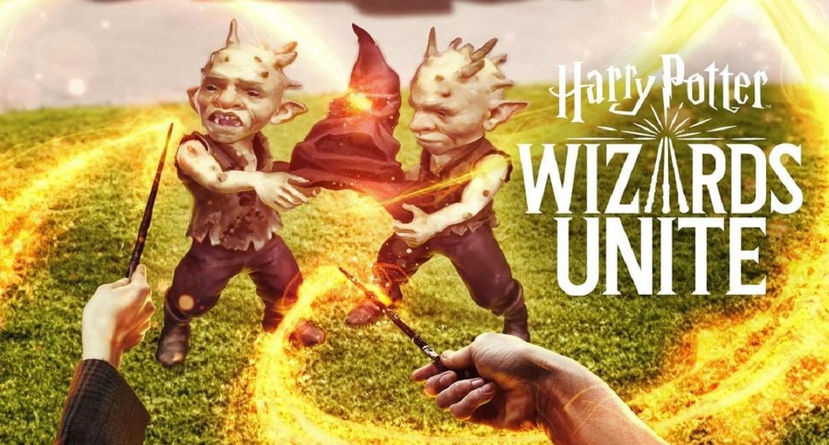 Personajes de Wizards Unite. Foto de @hpwizardsunite