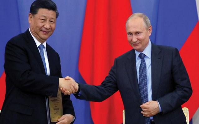 Rusia y China deben fortalecer coordinación para mantener paz mundial: Xi Jinping - Foto de EFE