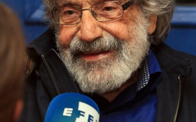 Muere el venezolano Carlos Cruz-Díez, gran exponente del arte cinético - Carlos Cruz-Diez, en una entrevista con EFE.