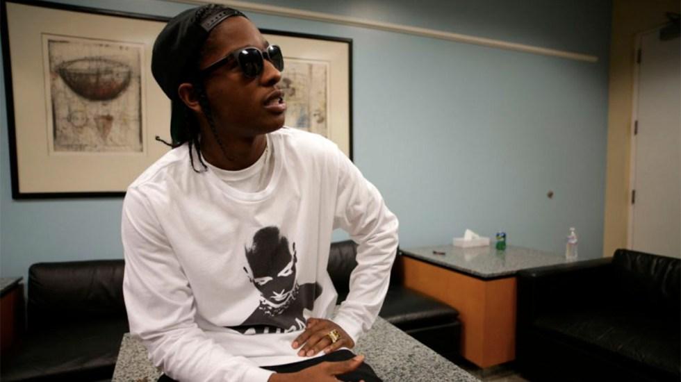 A$AP Rocky detenido en Suecia dos semanas por agresión - A$AP Rocky