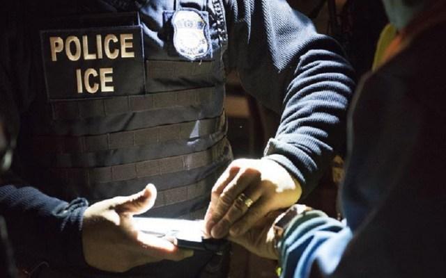 Hay 3 mil 193 mexicanos en centros de detención en EE.UU. - Agente de ICE. Foto de @ICEgov