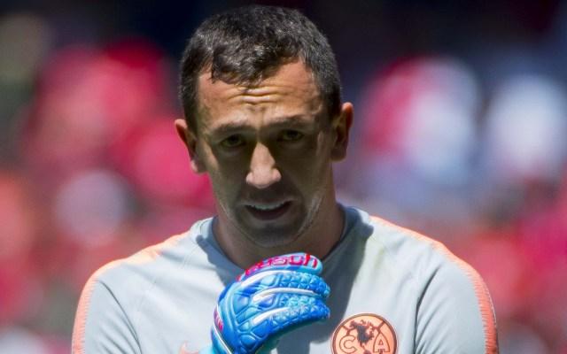 Oficial: Agustín Marchesín va al Porto - Agustín Marchesín. Foto de Mexsport.