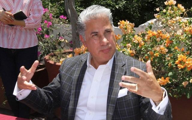 Tribunal Electoral revoca sanción de Morena contra Alejandro Rojas - Alejandro Rojas Díaz Durán