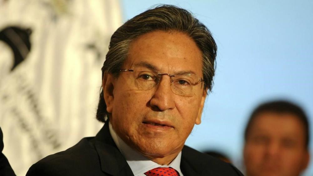 Detienen en EE.UU. al expresidente peruano Alejandro Toledo. Noticias en tiempo real