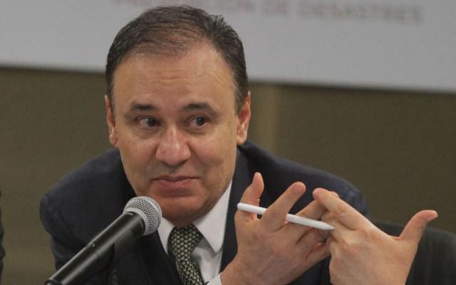 Durazo acepta diálogo con federales, pero sin representantes externos - Alfonso Durazo Secretaría de Seguridad