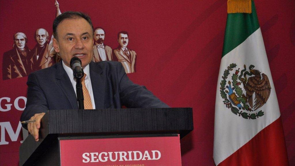 No habrá represalias contra ningún elemento de la Policía Federal: Durazo - Foto de Notimex / Alejandro Guzmán