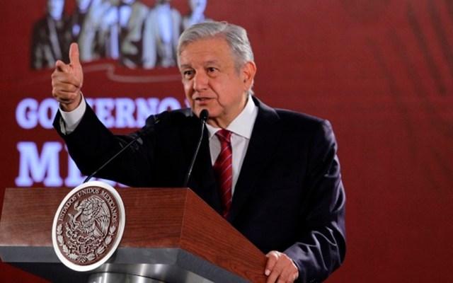 EPN no se metió para hacer fraude electoral: López Obrador - amlo conferencia epn