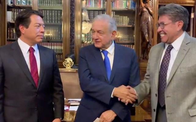 AMLO reprocha resolución de Suprema Corte para que funcionarios ganen más que él - López Obrador