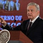 Un expresidente debe impuestos: AMLO