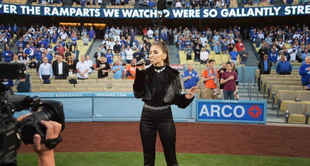 Se declara culpable de tráfico de drogas concursante de American Idol - Antonella Barba