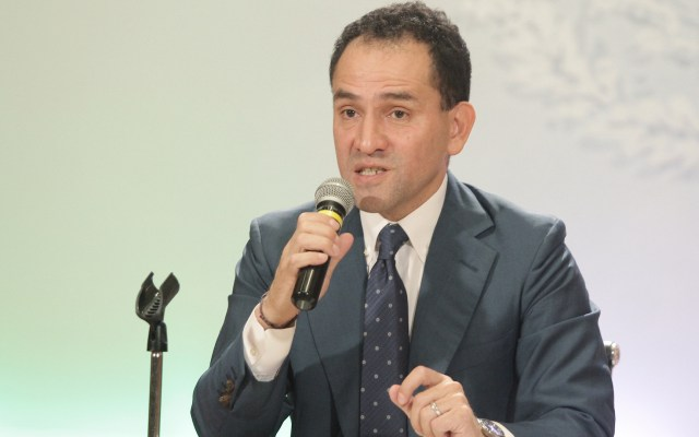 Reprograman comparecencia de Arturo Herrera en la Cámara de Diputados - Arturo Herrera. Foto de Archivo Notimex-Gustavo Durán.