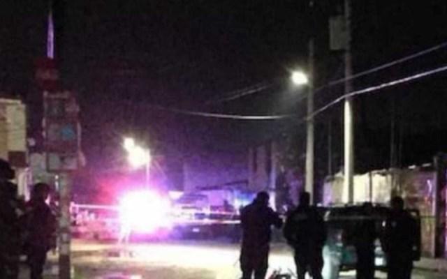 Asesinan a cuatro en Toluca - asesinato cuatro personas estado de méxico
