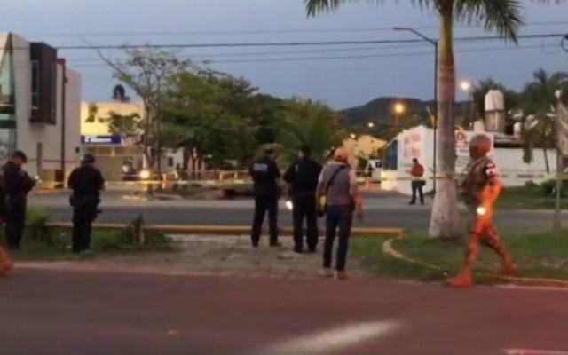 Alcaldesa de Manzanillo resulta ilesa tras atentado - Foto de Quadratín