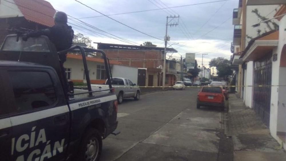 Ataque deja tres mujeres muertas en Uruapan - ataque spa uruapan