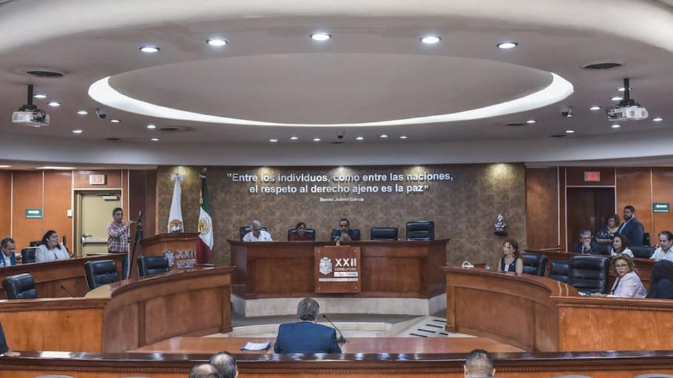Partidos políticos piden expulsión de diputados de Baja California - Foto de internet