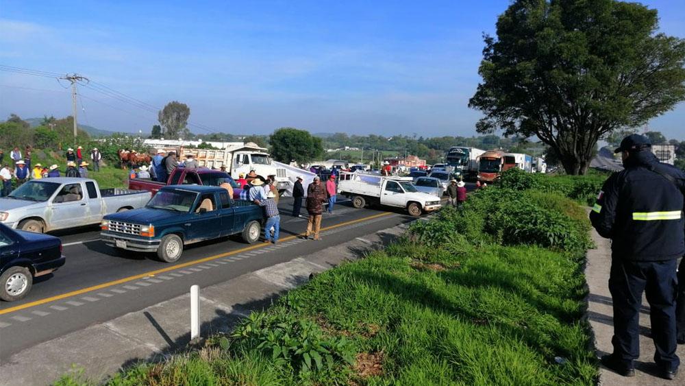 Campesinosprovocan caos en varios estados del país. Noticias en tiempo real