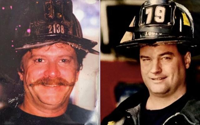 Suman 200 bomberos muertos por secuelas del 11-S - bomberos 11-s