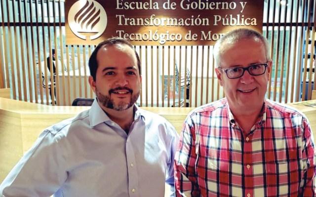 Carlos Urzúa se integra al Tec de Monterrey - Foto de Twitter