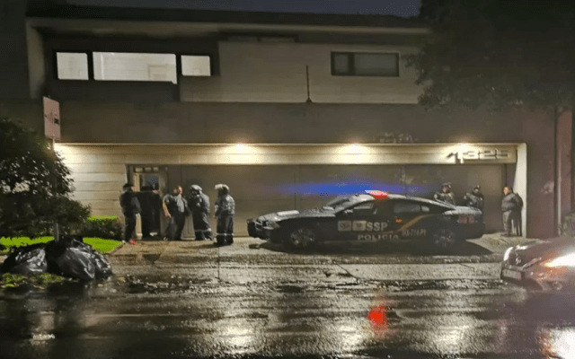 Investigan a dos por intento de robo en casa de Angélica Rivera - casa angélica rivera