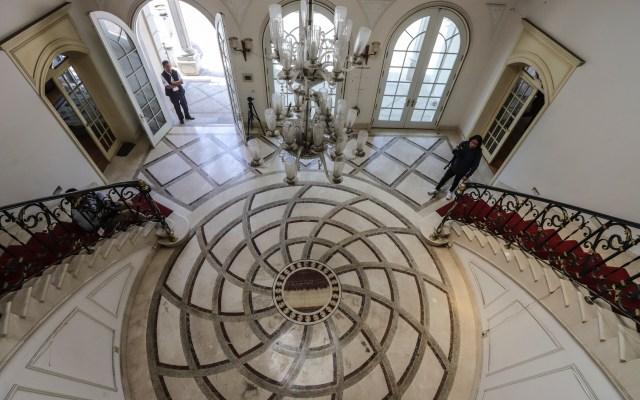 SAE espera recibir 130 millones de pesos por casa de Zhenli Ye Gon - Foto de Notimex-Gustavo Durán.