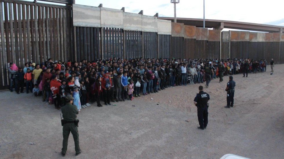Pide Embajada de EE.UU. a migrantes abstenerse de cruzar la frontera - CBP Patrulla Fronteriza Estados Unidos Frontera 2