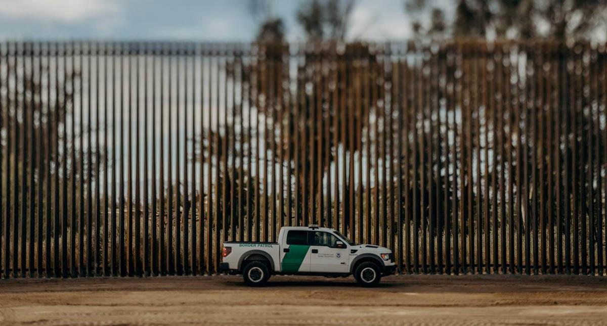 CBP Patrulla Fronteriza Estados Unidos Frontera