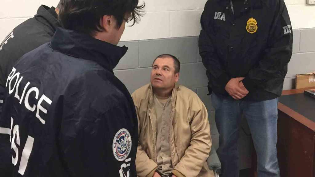 Senado pedirá comisión binacional México-EEUU sobre dinero del 'Chapo' - Chapo Guzmán. Foto de EFE.