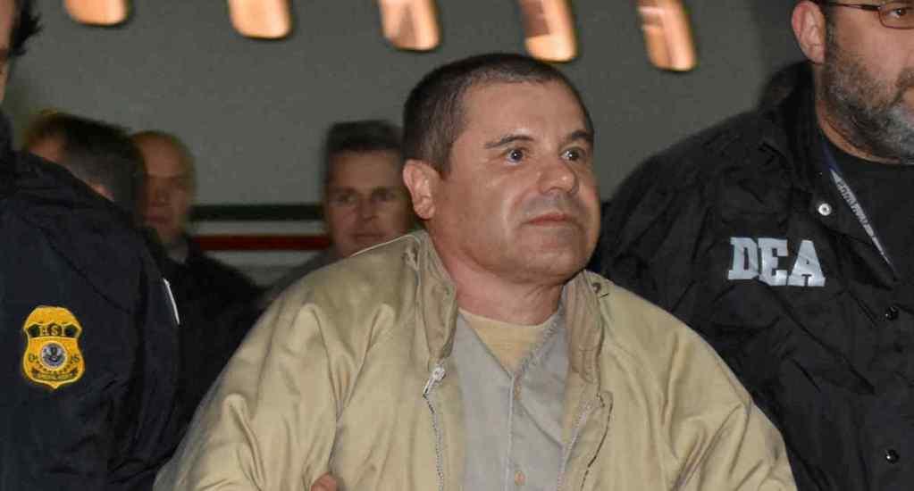 #Video Revelan imágenes inéditas de interrogatorio a 'El Chapo' - El Chapo Foto de Archivo EFE.