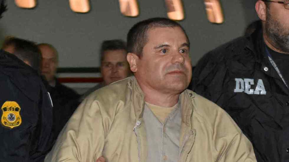 Trabajan en ubicación y recuperación de bienes del 'Chapo' Guzmán - El Chapo Foto de Archivo EFE.