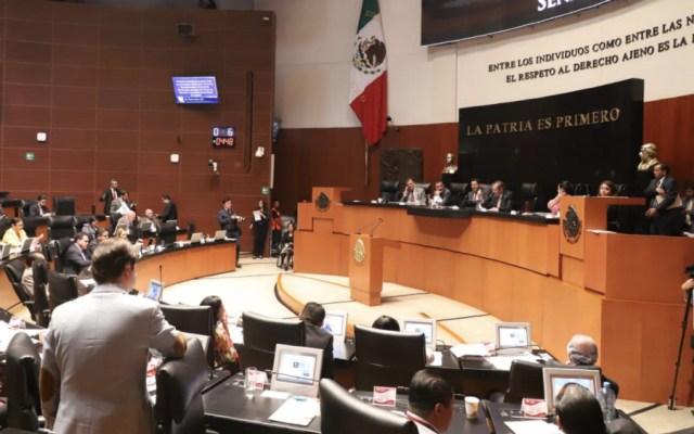Morena vuelve a frenar comparecencias de Sánchez Cordero y Durazo - Foto de @NoticiaCongreso