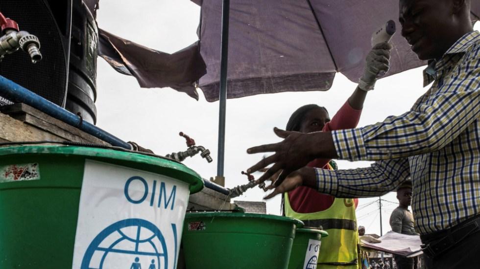 OMS decide este miércoles si ébola pasa a ser una emergencia internacional - Foto de EFE