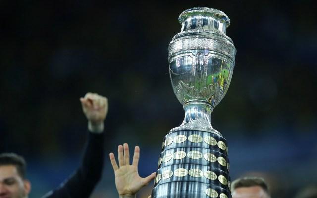 Conmebol deja fuera a Messi del equipo ideal de Copa América - Foto de Mexsport